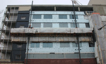Cladding Repairs & Construction